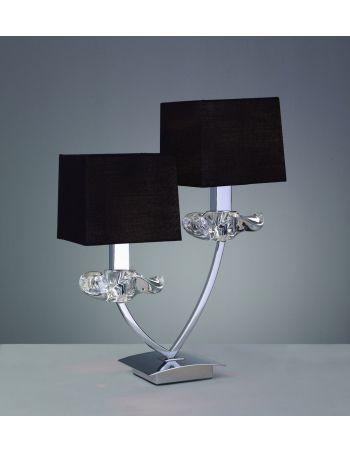 Lámpara de Mesa Bombillas Bajo Consumo