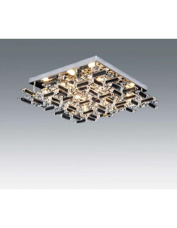 Lámparas Modernas 8 luces