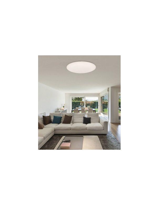 Plaf n de techo extra large smd led compra online o por - Lampara moderna techo ...