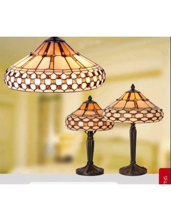 Lámpara Colgante TIFFANY 40 cm DIÁMETRO