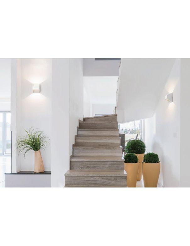 Aplique led alta eficiencia lum nica ofertas for Apliques modernos para escaleras