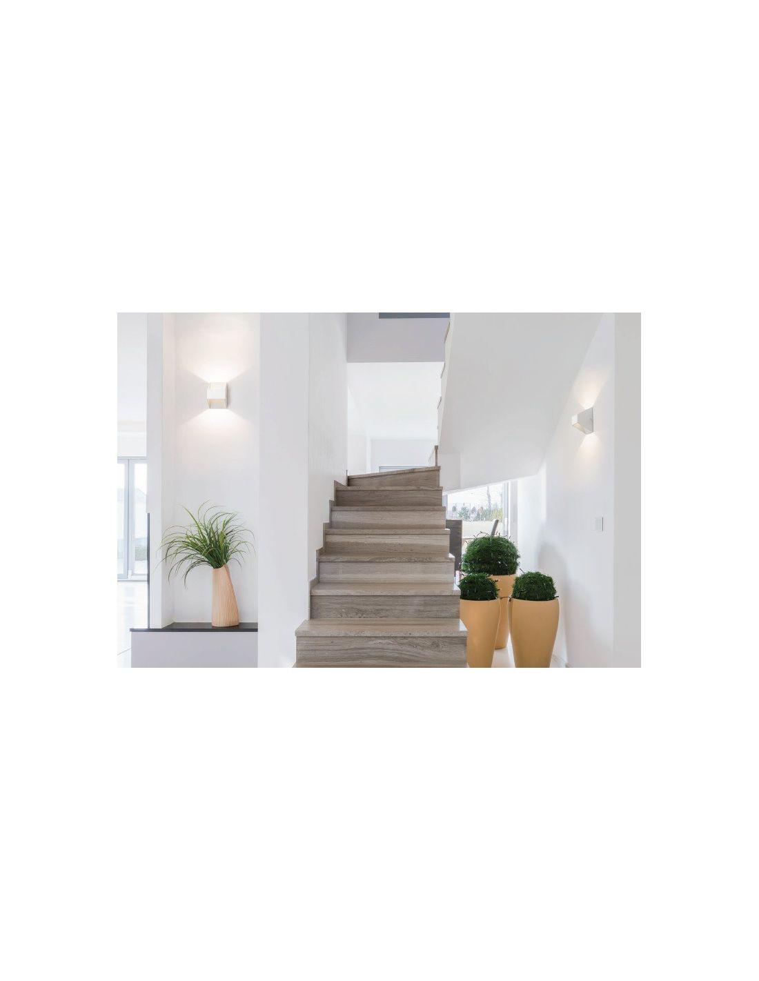 Aplique led alta eficiencia lum nica ofertas for Apliques para escaleras de comunidad