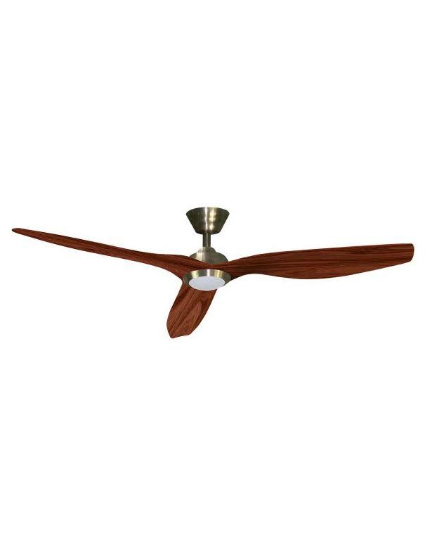 Ventilador de techo para dormitorio ventilador con mando - Lampara ventilador de techo ...