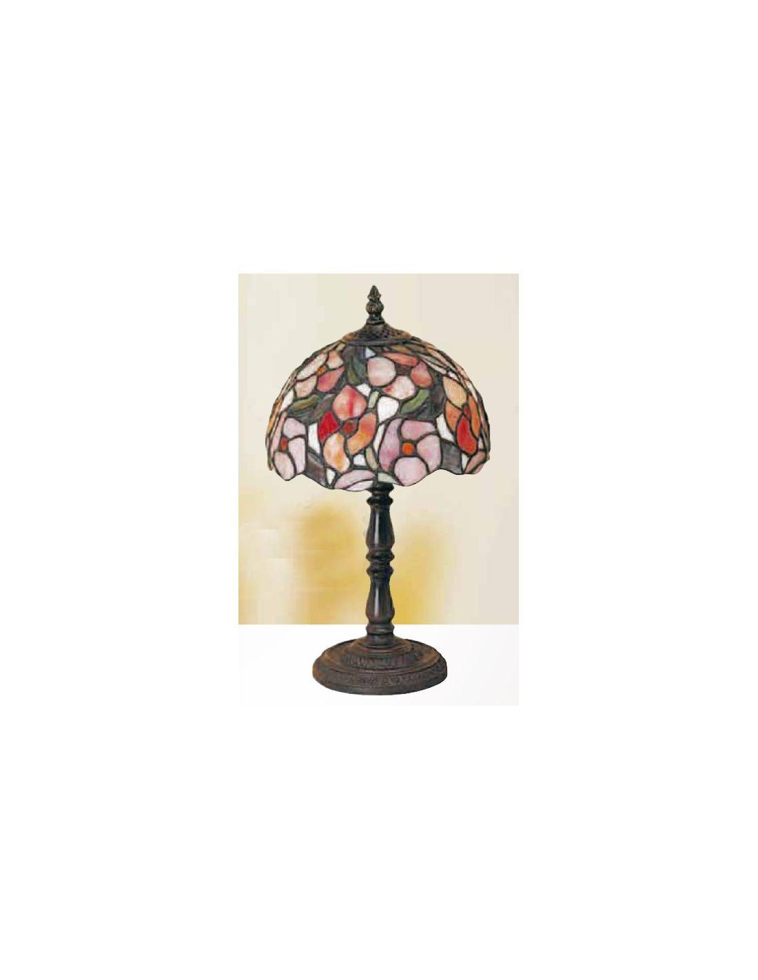Tiffany lampara tiffany aplique de pared tiffany - Lamparas decorativas de mesa ...