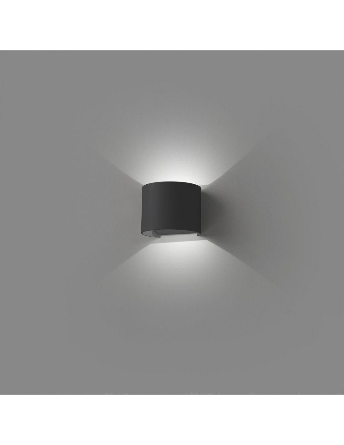 Aplique apto para interior y exterior apliques para for Apliques exterior modernos