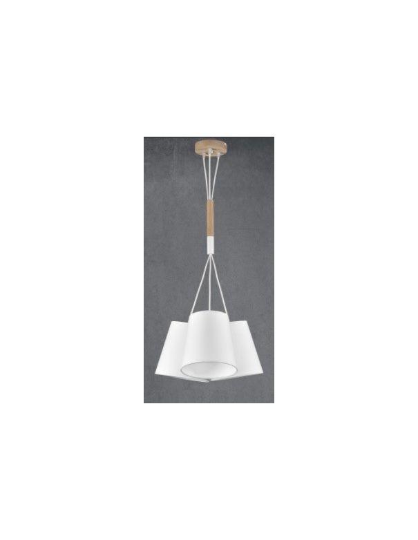 Lámpara Moderna 3 luces