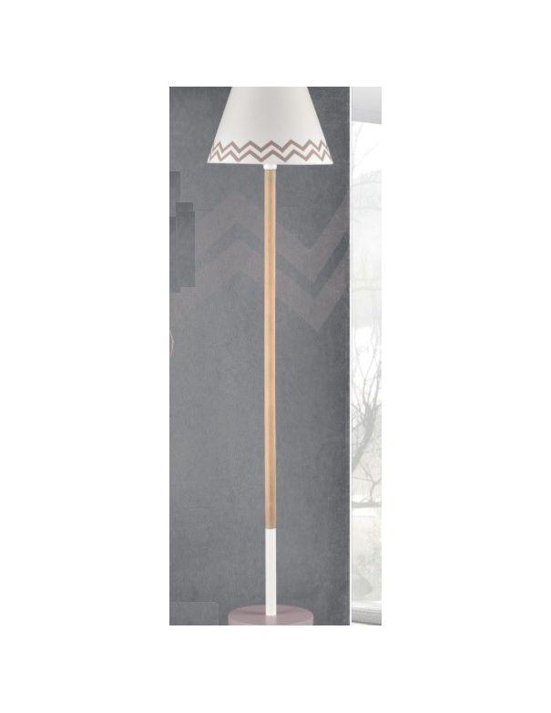 Lámpara de Pie de Salón Elegante