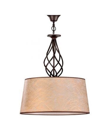Lámparas Rústicas Pasillo