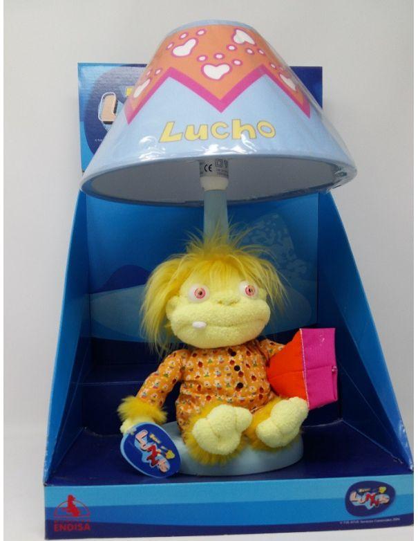 Lámpara Infantil Azul