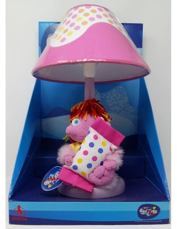 Lámpara Infantil Rosa