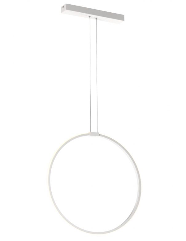 Lámparas Salón Blancas