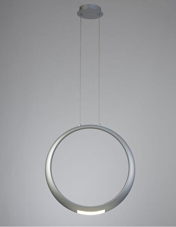 Lámpara de Techo Acabado Plata