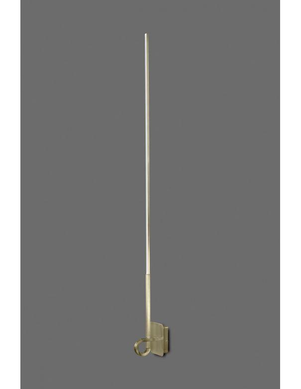 Lámparas Apliques Dorados