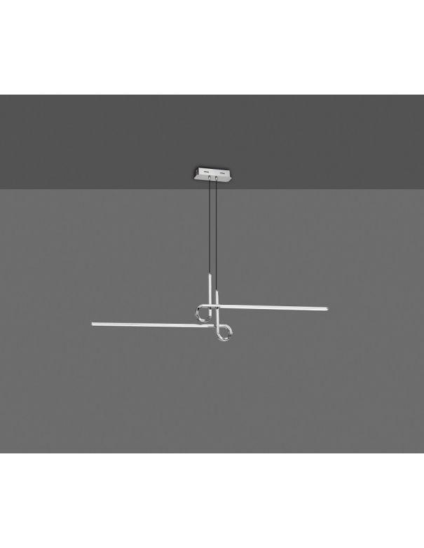Lámpara de Techo Moderna Lineal
