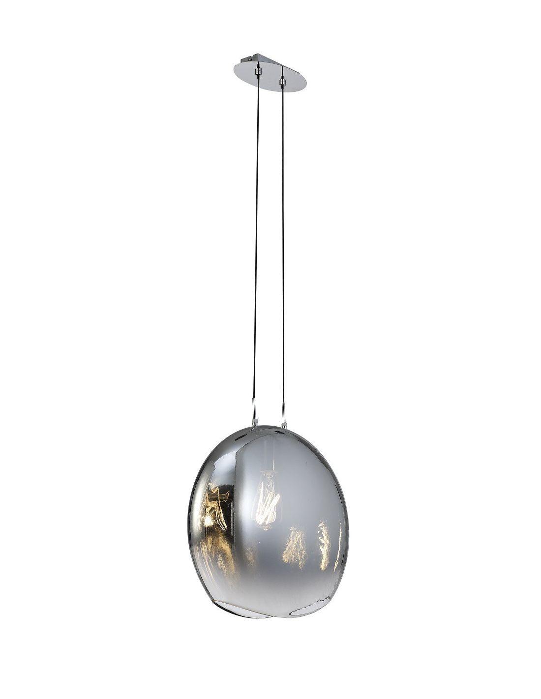 L mpara lens de cristal de mantra precio m nimo env o gratis - Lamparas para techos muy altos ...