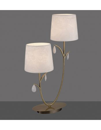 Lámpara ANDREA Rinconera