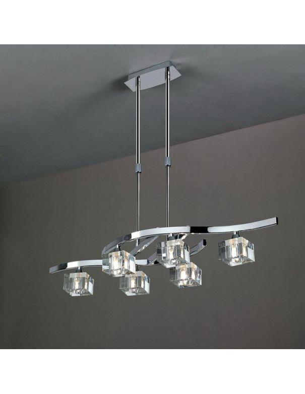 Lamparas lamparas baratas lamparas de techo baratas - Lamparas de cristal para techo ...
