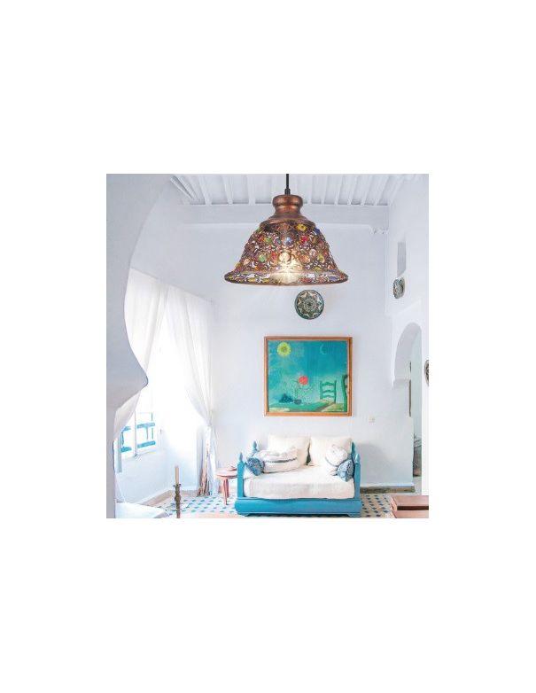 Lámpara India