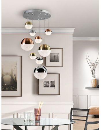 Sphere Lámpara de Schuller