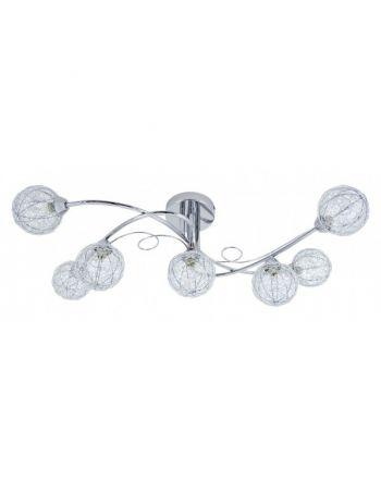 Lámpara de techo Luz Halógena