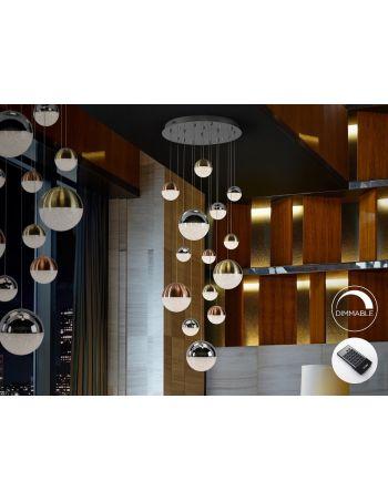 Lámparas para Techos Altos Schuller