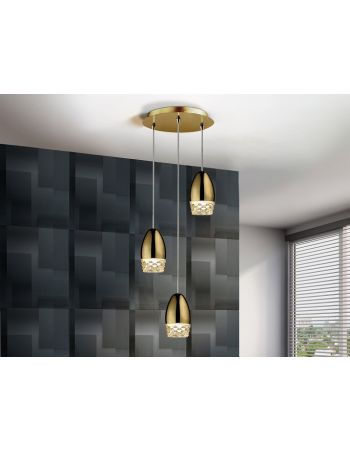 Schuller Lámpara de Techo Alessa