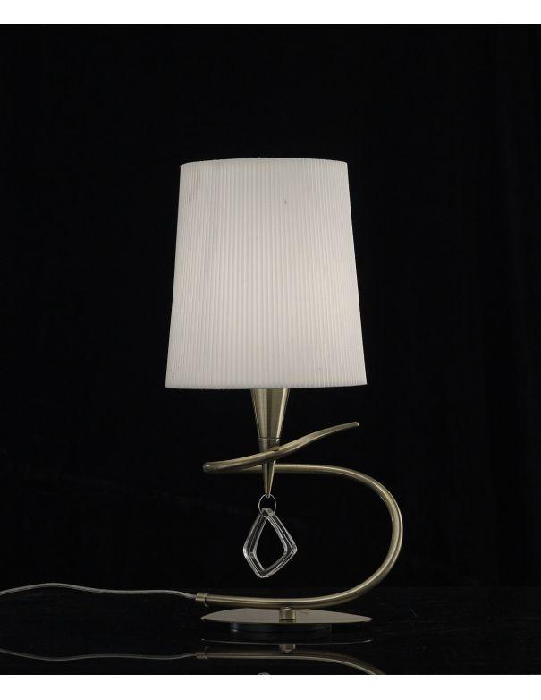 Lámpara de Mesa Bajo Consumo Mantra