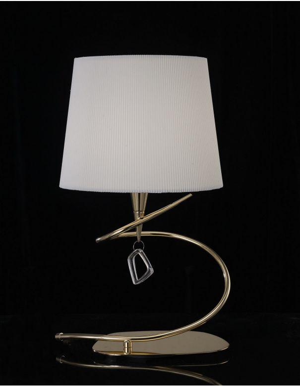 Lámpara de Mesa Grande Bajo Consumo