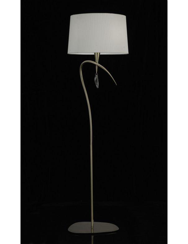 Lámpara de Suelo Mantra