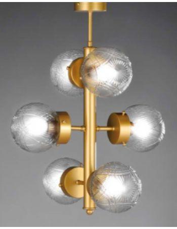 Lámparas clasicas salon
