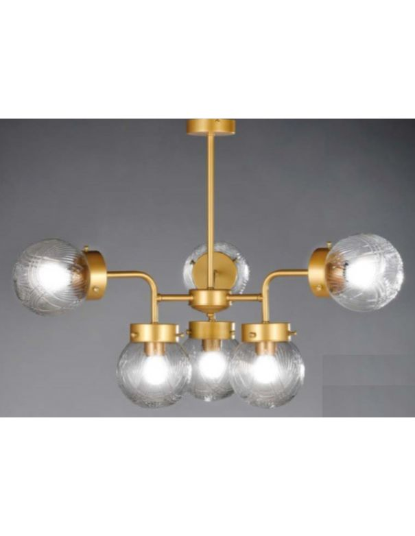 Lámpara clásica de techo
