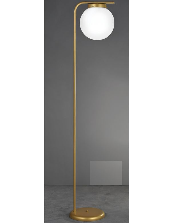 Lámpara de suelo clásica