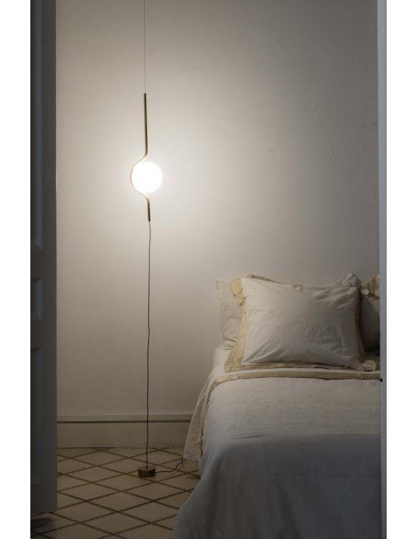 lampara colgante de techo a suelo