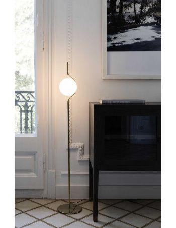 lámparas pie de diseño originales