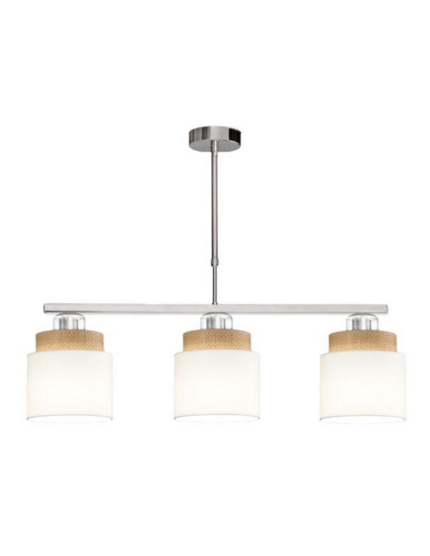 comprar lamparas con rafia