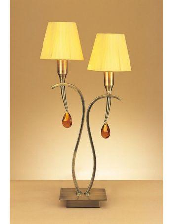Lámpara de Mesa Dormitorio