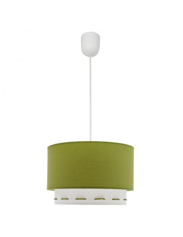 lampara infantil color verde