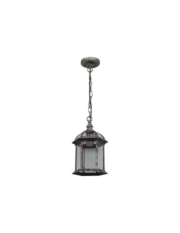 Lámpara Farol de Aluminio