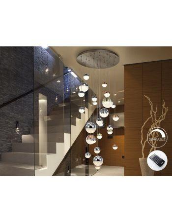 Lámparas Sphere Hasta 5 Metros Dimable y con Mando