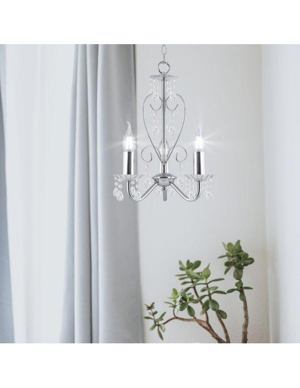 outlet lamparas romanticas