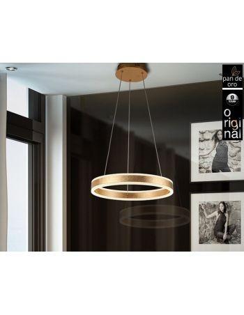 Lámparas Pan de Oro Schuller