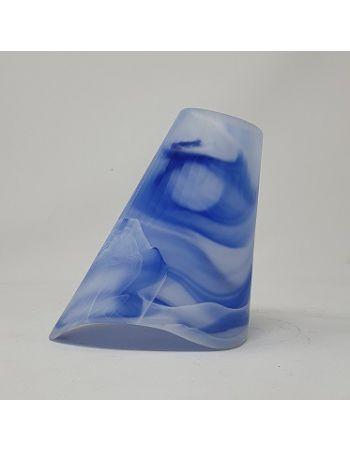 Tulipas de Cristal Azul