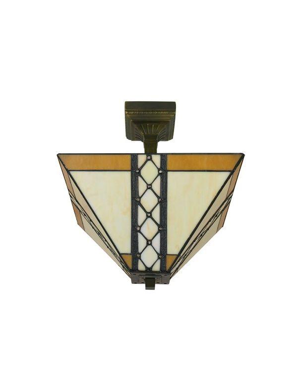 Lámpara Pasillo Tiffany