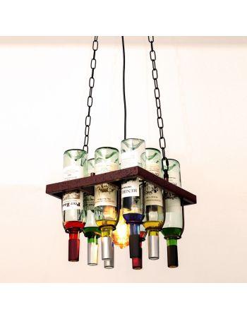 Comprar Lámpara Botellas