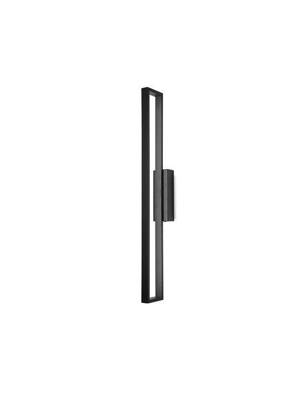 Aplique Urban Alto 67 cm Blanco o Negro