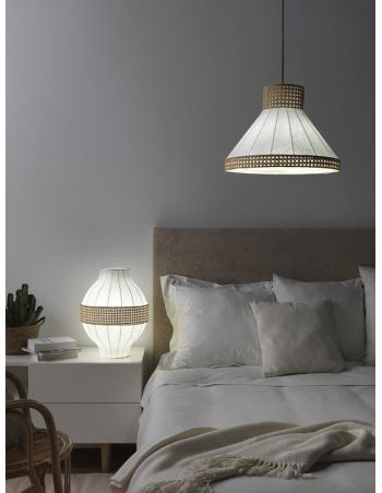 Lámpara Africana 40, 50 y 60 cm