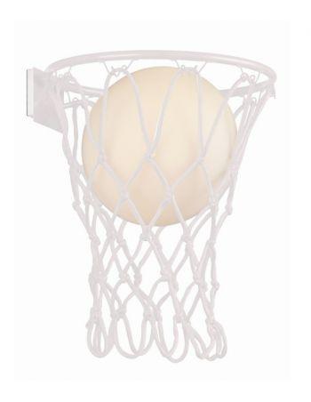 Aplique de Pared Basketball Blanco Mantra