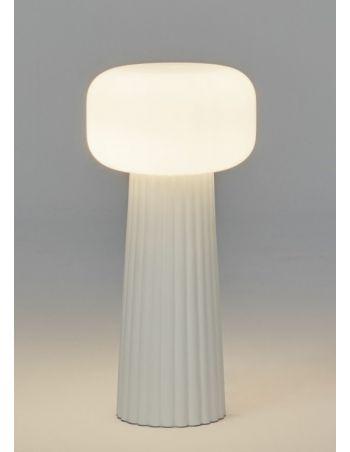 Lámpara de Mesa Faro Blanca Mantra