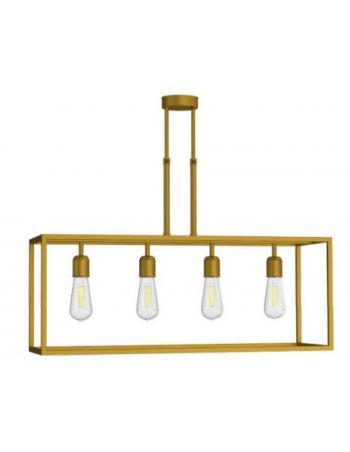Lámparas Lineal 4 Luces Fabricados en España