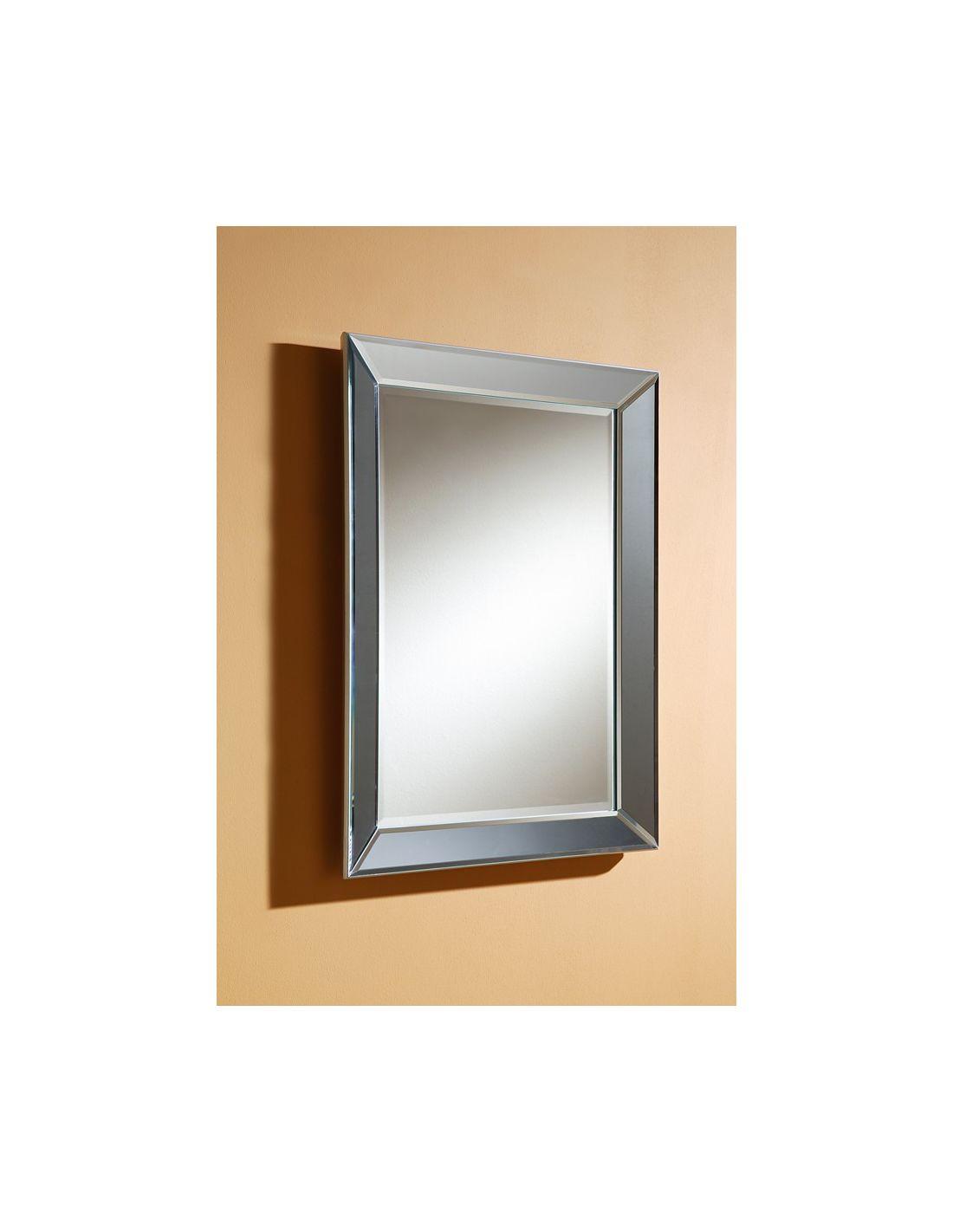 Espejo Marco Cristal Of Espejo Para Recibidor Roma De Schuller Gastos Env O Gratis